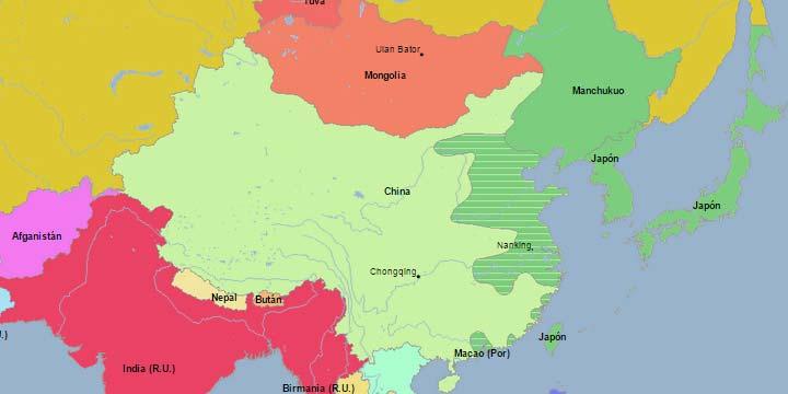 Geacron o el mapa universal (guerra sino-japonesa)