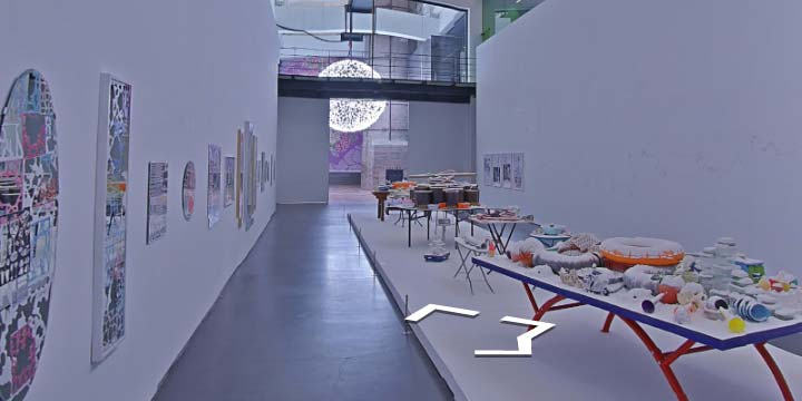 The Ullens Center for Contemporary Art (UCCA) en Google Cultural Institute