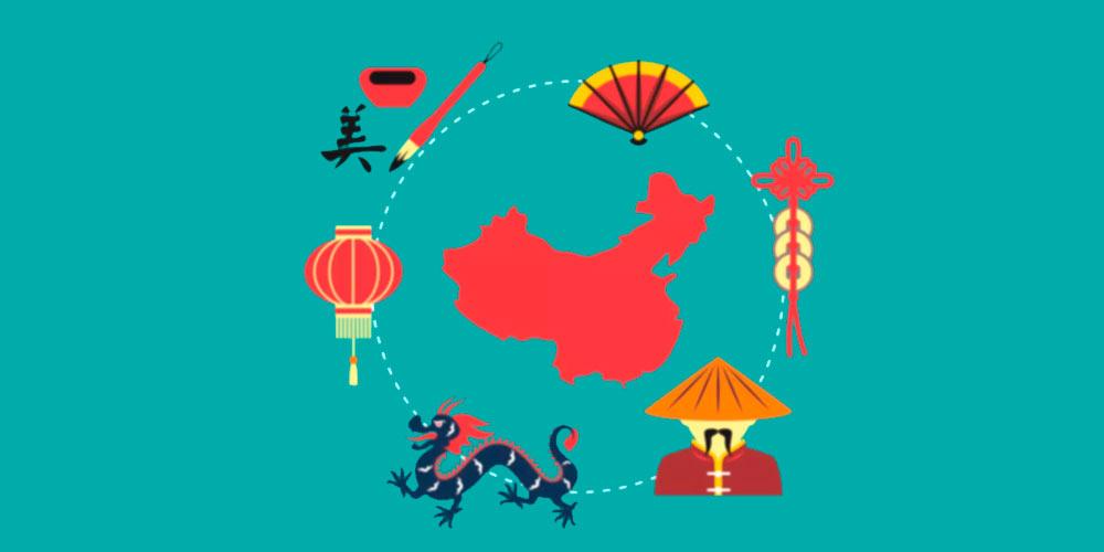 Resultado de imagen de aspectos básicos de china