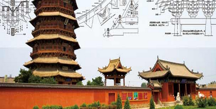 Historia de la arquitectura china for Arquitectura china moderna