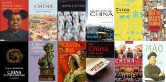 Bibliografía Historia de China