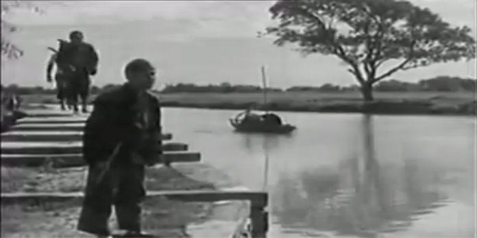 Los gusanos de seda de la primavera (1933)