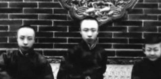 Pu Yi, el último emperador de China (2008)