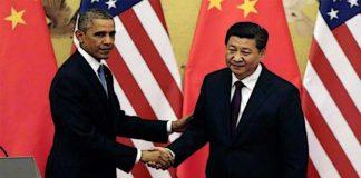 La relación entre China y Estados Unidos