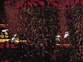historia del arte chino: September in the North
