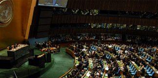 La participación de China en Naciones Unidas