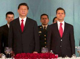 México declaró la guerra a China