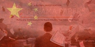 China en los Panama Papers