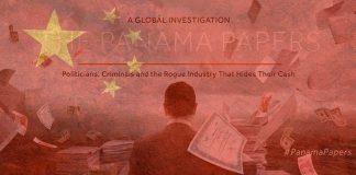 China en los Panama Papers
