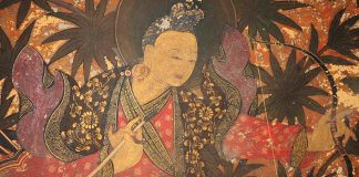 El arte budista: Un frágil patrimonio (2014)