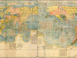 Mapas y manipulaciones históricas