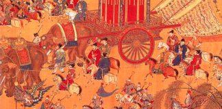 La historia antigua de China: Dinastía Zhou: Del 500 AC al 238 AC (2)
