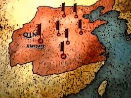 La Historia Antigua de China: La Dinastía Qin: Del 221 AC al 213 AC (4)