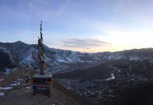 La extensión real del Tíbet
