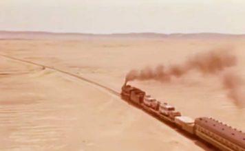 La Ruta de la Seda: Un viaje en tren por las montañas de Tian Shan (9)