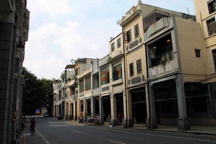 Guangzhou: Guía Alternativa para viajeros Enning Road