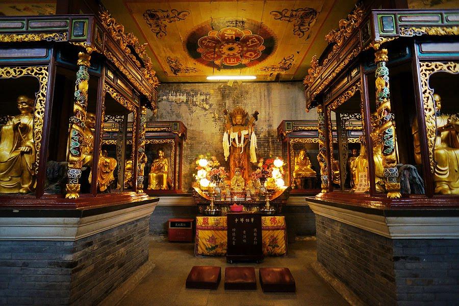 Guangzhou: Guía Alternativa para viajeros Templo Hualin